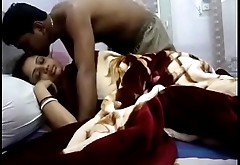 Telegu couple enjoying-1