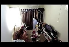 【隣人さん】アパレル店員② カメラ設置成功&rarr_私生活晒し。