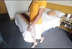 Thai sex doll enjoys getting slammed hardcore by her chap
