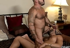 Hot gay pounding