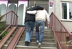 German - Old needy Wife fucked