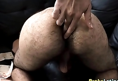 Straight Latino Picked Up And Fucked