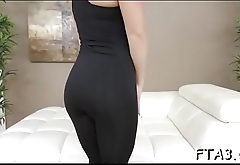 Hot style of pussy-fucking drives sexy wench totally crazy