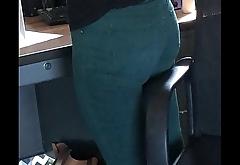 HOT 28 year old teacher gets pest cam