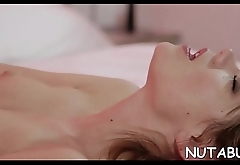 Girl prefers to get her soaked pussy toyed with smth hard