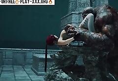 Tomb Raider Lara Croft - realistic free 3d porn game be incumbent on pc (cartoon, sfm, pov, hentai)