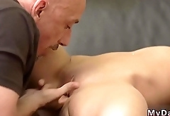 Daddy we should not Would you pole-dance on my dick?