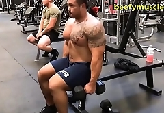 beefymuscle.com - Massive powerlifter [tags: muscle bear gay bodybuilder beefy massive thick boy daddy offseason hairy fuck sex hunk anal ass dick cock cum]
