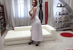 Mia Cruise has a hard anal day