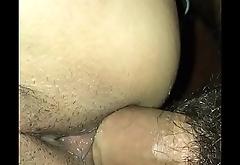 Entertaining butthole