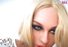 167cm H-cup Sex Doll Body