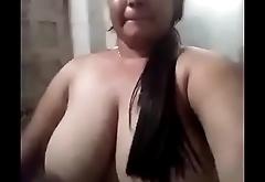 Desi Busty Girl Nude Selfie Hot Video