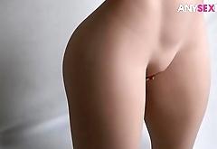 160cm B-cup Sex Doll Body