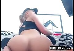Intriguing Large Butt Tranny Nymphomaniac