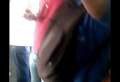 Novinho com volume no trem