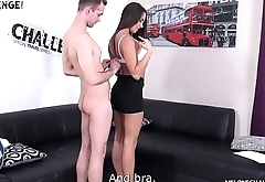 Cock Sucking Whore likes Jizz Calories too