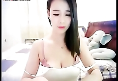 Beautiful Chinese Babe Dance Strip On CAM (CJ 270418.1526)