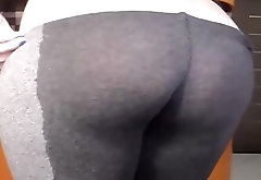 Amazing Strong Squirts wet Leggings