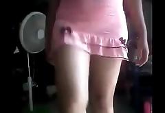 &Aacute_ngela Quiroz baila sexi