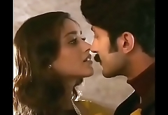 Sexy kissing hot couple