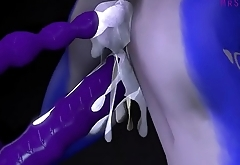Aparoid-Treatment- krystal-SFM-Furry-Tentacle-Animation  - Best Free 3D Cartoon