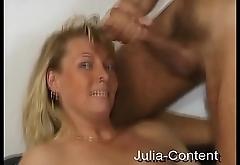 Housewife Berta fucked