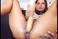 Smutty Amateur Whore In The Kitchen