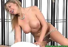 Masseuses big tits jizzed