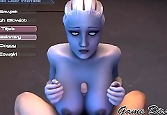 A Night with Liara - Sexyverse Games