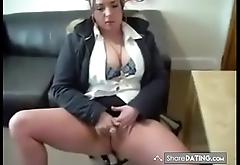 Chav Teen Roxy Gets Knocked Up